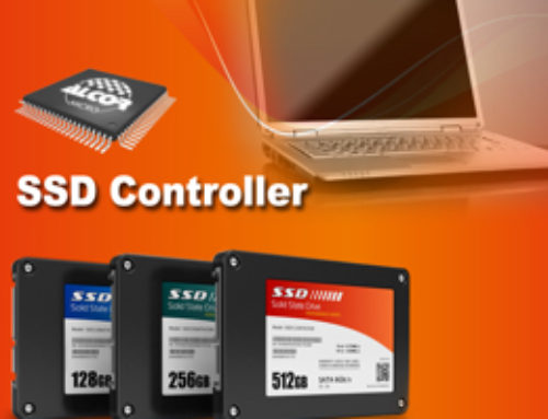 固態硬碟控制晶片