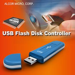 USB Flash Drive Controller – Alcor Micro, Corp